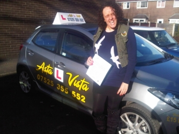 I would never have passed my test if it wasnt for Jason He is extremely patient and supportive and makes every lesson enjoyable He gives you the confidence and skills to pass FIRST TIME like me Would like to say a massive thanks cos he has changed my life I would recommend astaLvista and Jason to everyone wishing to learn to drive he is a top bloke